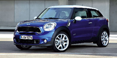 Mini Paceman : un design saillant