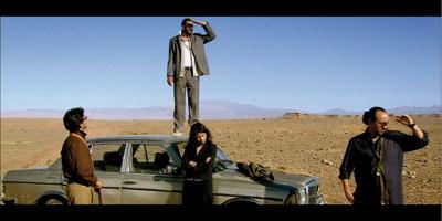 «Mirages» : Huis clos glaçant en plein désert