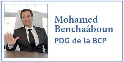 M. Benchaà¢boun, PDG de la BCP : «Si une banque est à vendre, nous serions preneurs»