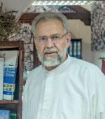 Mohamed Hakoun, l'artiste chaouni habité par sa ville