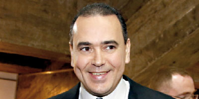 Mohamed Mounir El Majidi très actif sur le front socioculturel