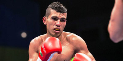 Boxe : Marocain Rabii sacré champion du monde