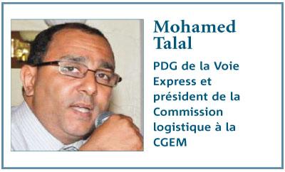 Le Maroc a de quoi devenir une plateforme  logistique pour le Maghreb et l'Afrique