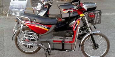 Des motos électriques assemblées au Maroc débarquent sur le marché à partir de 7 300 DH