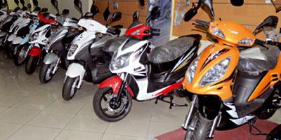 Le marché des motos explose : 120 000 unités vendues en 2011
