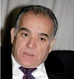Noureddine Moudiane, député de l'Istiqlal