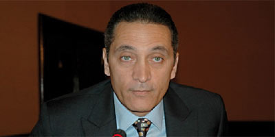 Moulay Hafid parle  aux Chinois