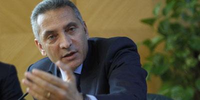 M. Elalamy s'engage à combattre le secteur informel qui entrave la compétitivité économique au Maroc