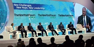 New York Forum Africa : le gotha des hommes d'affaires marocains a répondu présent