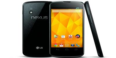 LG et Google dévoilent le Nexus 4, le nouveau Smartphone léger et ultra rapide