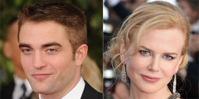 Nicole Kidman et Robert Pattinson au Maroc