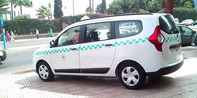 Déjà 113  Lodgy Taxis  en circulation