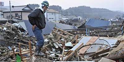 Nouveau séisme au Japon
