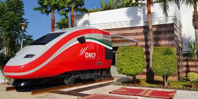 ONCF : réception de la 1ère rame à grande vitesse à partir de la semaine prochaine
