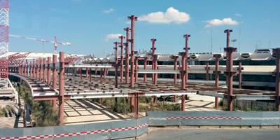 Mise à niveau des aéroports : les chantiers s'accélèrent