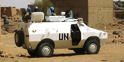 Attaque meurtrière d'un camp de l'ONU au Mali