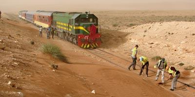 L'ONCF dépense 90 000 DH par an et par km dans l'entretien du réseau ferroviaire