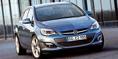 Opel Astra restylée, plus sportive et plus technologique