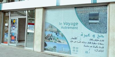 Haj : les pèlerins ne se bousculent pas  devant les agences de voyages