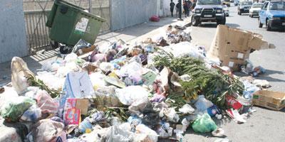 Adoption du projet de loi relatif à la gestion des déchets et à leur élimination