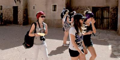 Ouarzazate attend désespérément les touristes