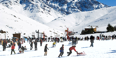 Oukaïmeden, grandeur et décadence d'une station de ski historique