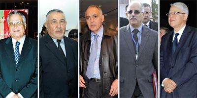 PAM, RNI, Istiqlal, USFP, UC : cinq nouveaux dirigeants?