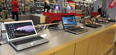 Informatique : 45% des ordinateurs vendus en 2010 sont des portables
