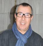 Mohamed Laroussi, publicitaire et chroniqueur