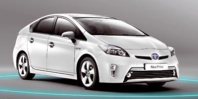 Test drive du Toyota Prius