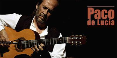 Le guitariste de flamenco Paco De Lucia est mort..