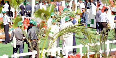 Palmier dattier : la Caravane OCP oeuvre pour un meilleur rendement