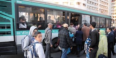 Panique à bord des bus de Casa : les pirates attaquent