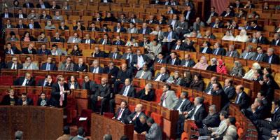 Parlement : beaucoup de travail en peu de temps