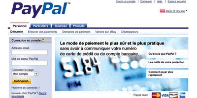 PayPal, le porte-monnaie virtuel peine à percer au Maroc