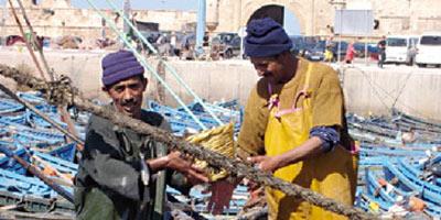 L'extension de la couverture sociale aux marins de la pêche artisanale bouclée