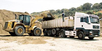 Travaux de BTP: Rabah exige la traçabilité du sable utilisé