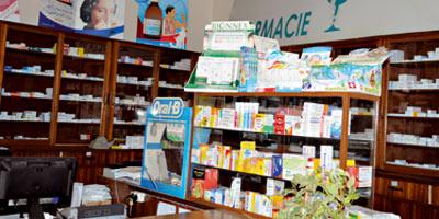 Les pharmaciens réclament la réglementation de la distribution des produits parapharmaceutiques