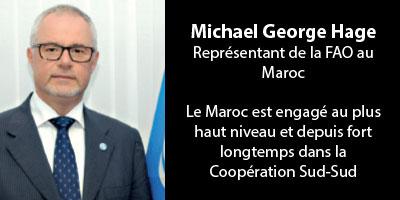 Plan Maroc Vert : le vibrant hommage de la FAO (2ème partie)