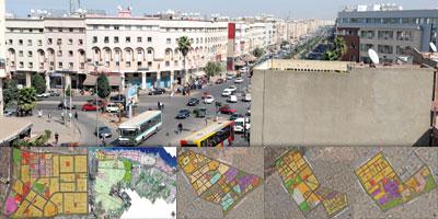 Casablanca : le détail des cinq nouveaux plans d'aménagement