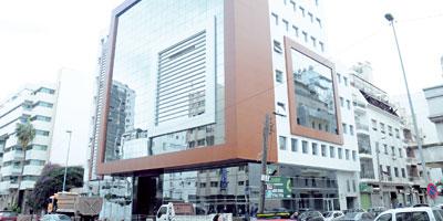 Plateaux de bureaux à Casa : 140 000 m2 disponibles et 800 000 m2 à venir !