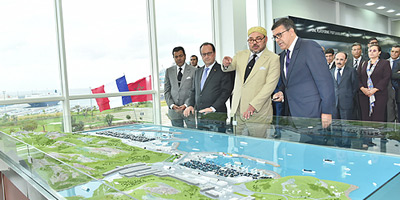Le Port Tanger Med, une méga-infrastructure stratégique intégrée et structurante