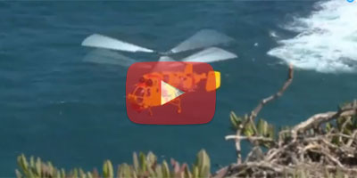 Chute mortelle après un selfie au bord d'une falaise