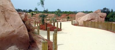 Le nouveau zoo de Rabat ouvrira ses portes dans quelques semaines