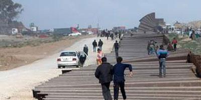L'Egypte rouvre pour quelques heures le point de passage de Rafah vers Gaza