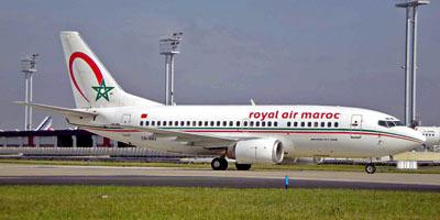 Royal Air Maroc renouvelle ses menus à bord