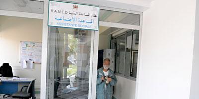 Ramed : 900 000 cartes délivrées à fin 2012