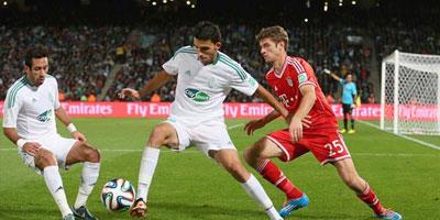 Match amical en Espagne : Le Raja s'impose par 1-0 face à Algésiras