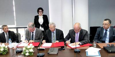 Partenariat pour améliorer le ciblage du Ramed et du programme Tayssir.