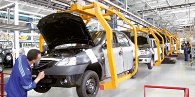 100 000 véhicules exportés par l'usine Renault-Nissan de Tanger